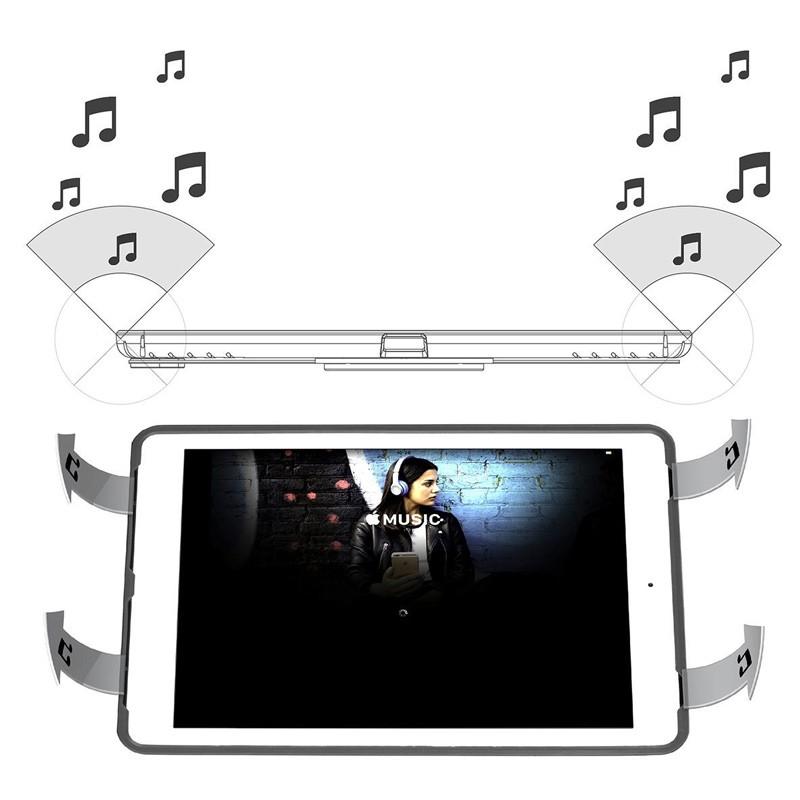 Targus - 3D Protection Hoes iPad (2017, iPad Air 2, iPad Air en iPad Pro 9,7 Black 13