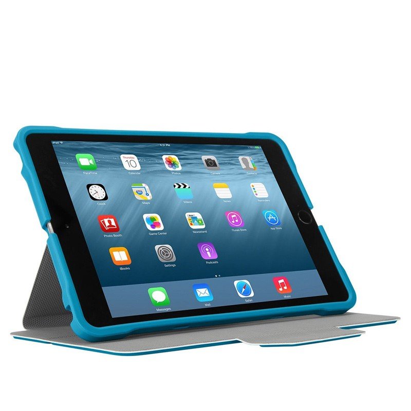 Targus - 3D Protection Case iPad mini (2019), iPad mini 4,3,2,1 Blue 04