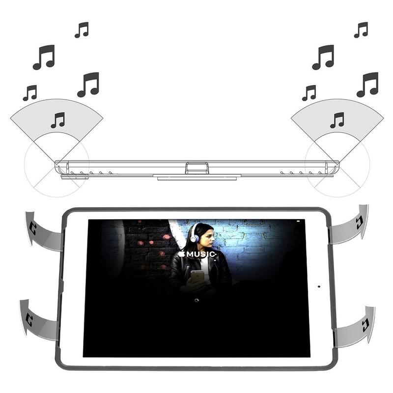 Targus - Click-In Case iPad Pro 10.5 Grey 09