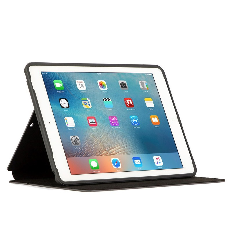 Targus - Click-In Case iPad (2017), iPad Pro 9,7, iPad Air 2 en iPad Air Grey 02
