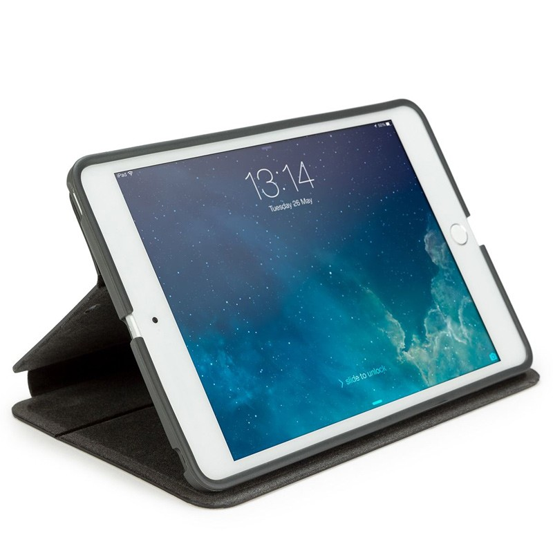 Targus - Click-In Case voor iPad mini 4,3,2,1 Black 0