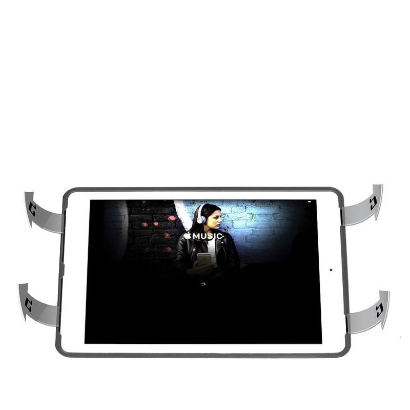 Targus - Click-In Rotating Case iPad Pro 10.5 Black 08