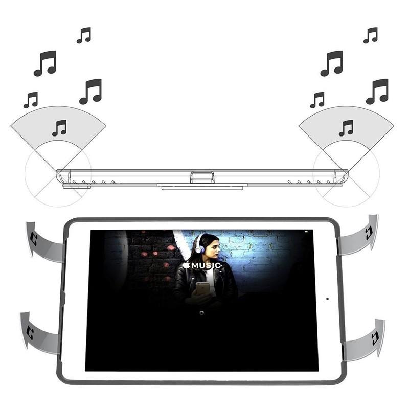 Targus - Click-In Rotating Case iPad Pro 10.5 Black 09