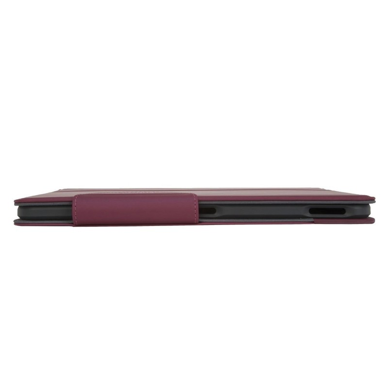 Targus VersaVu Classic iPad Pro 11 inch Hoes Burgundy 05