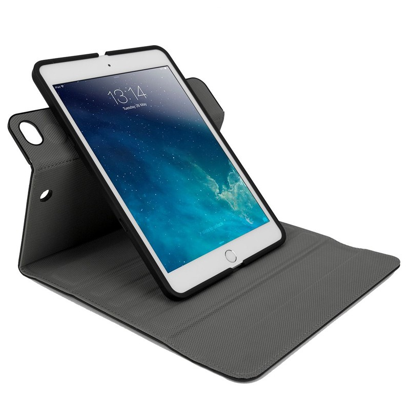 Targus - Versavu iPad mini (2019), iPad mini 4,3,2,1 Black 01