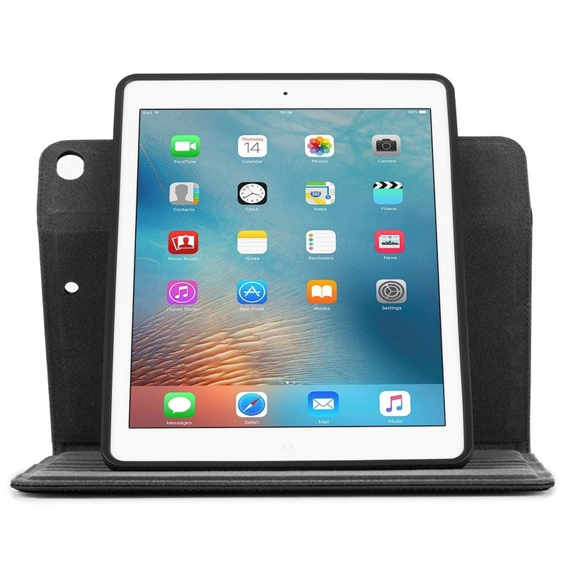 Targus - VersaVu Rotating Case iPad Pro 10.5 Black 06
