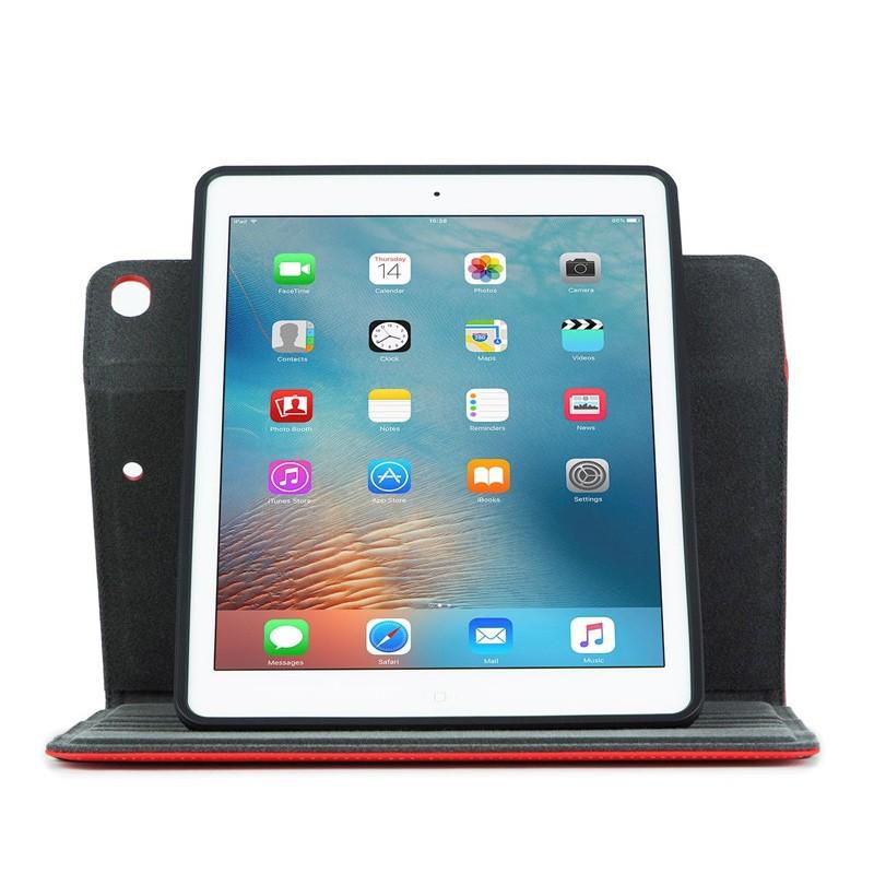 Targus - Versavu Case iPad (2017), iPad Pro 9,7, iPad Air 2 en iPad Air Red 06
