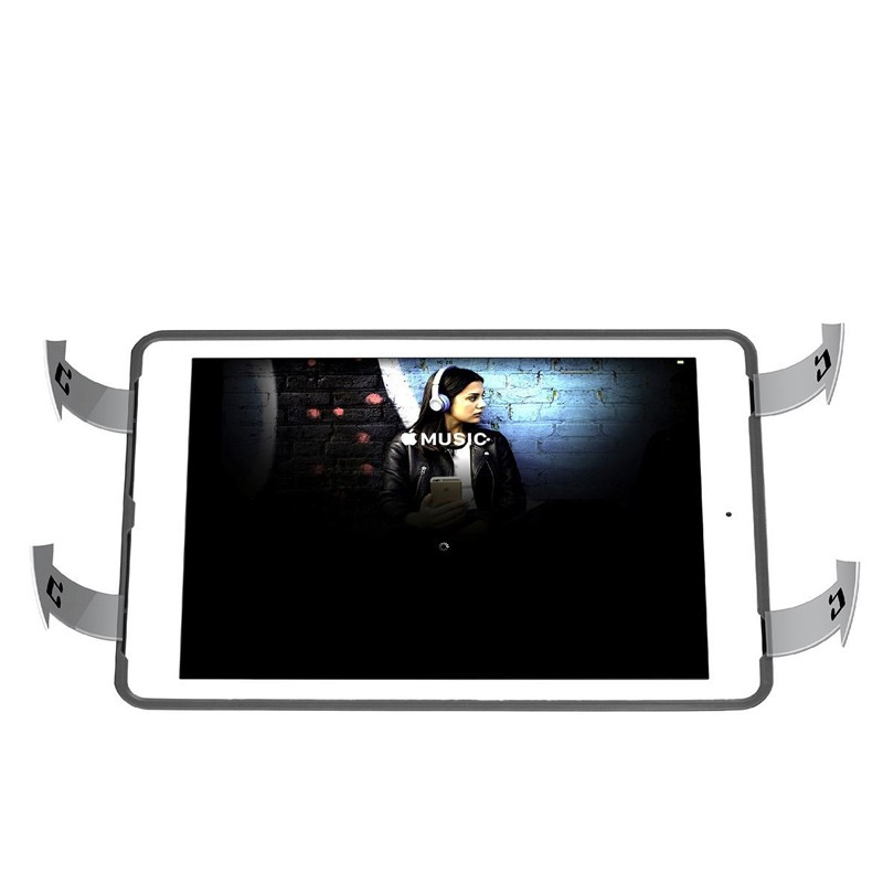 Targus - Versavu Case iPad (2017), iPad Pro 9,7, iPad Air 2 en iPad Air Black 08