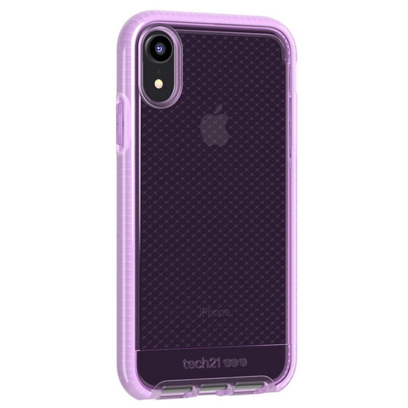 Tech21 Evo Check iPhone XR Hoesje Orchid 02