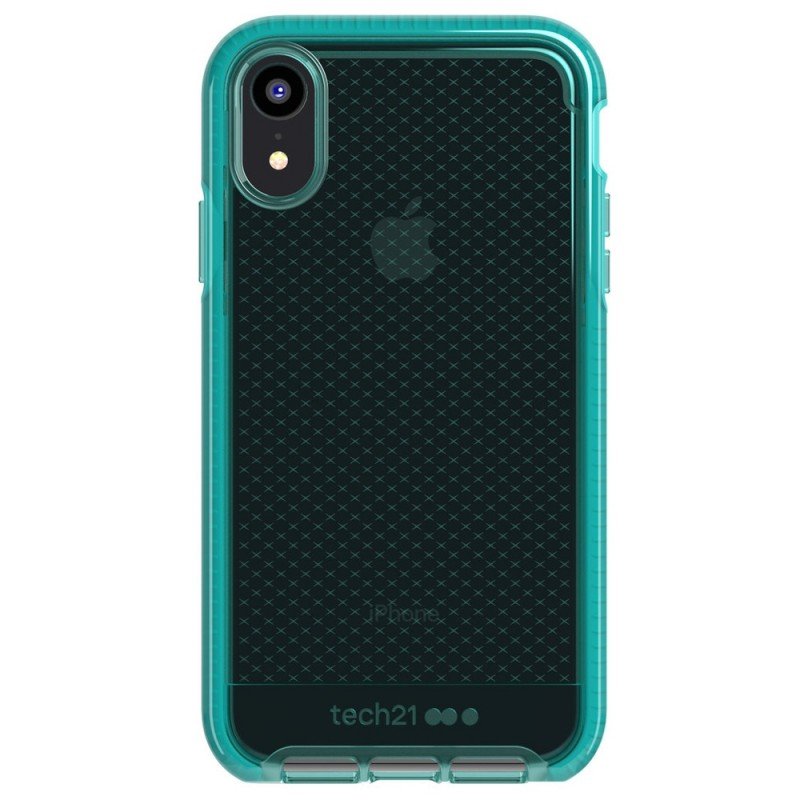 Tech21 Evo Check iPhone XR Hoesje Vert 01