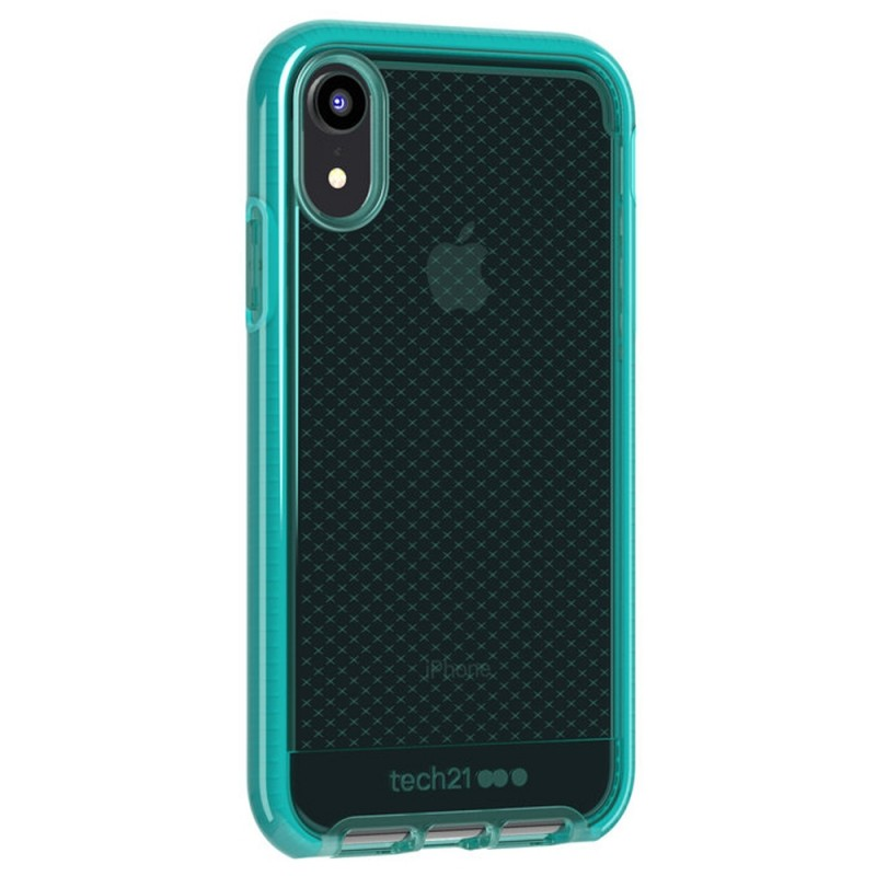 Tech21 Evo Check iPhone XR Hoesje Vert 02