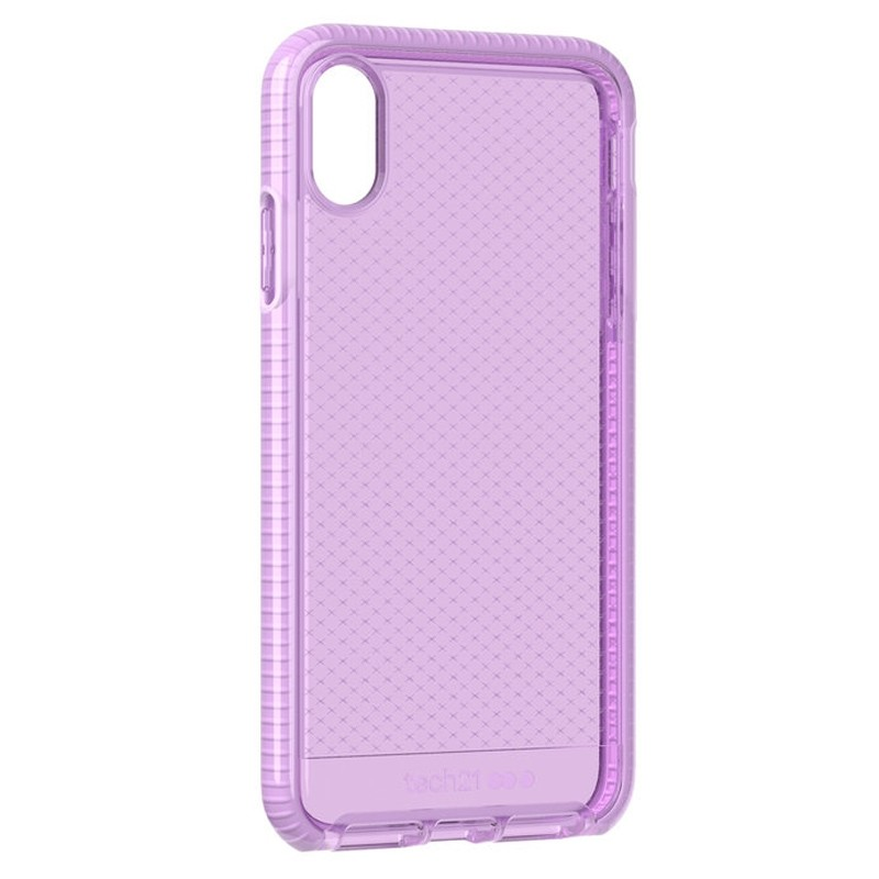 Tech21 Evo Check iPhone XS Max Hoes Orchid 04