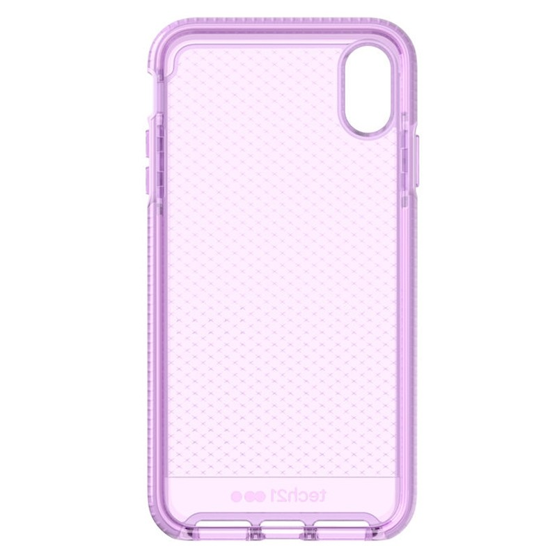 Tech21 Evo Check iPhone XS Max Hoes Orchid 05