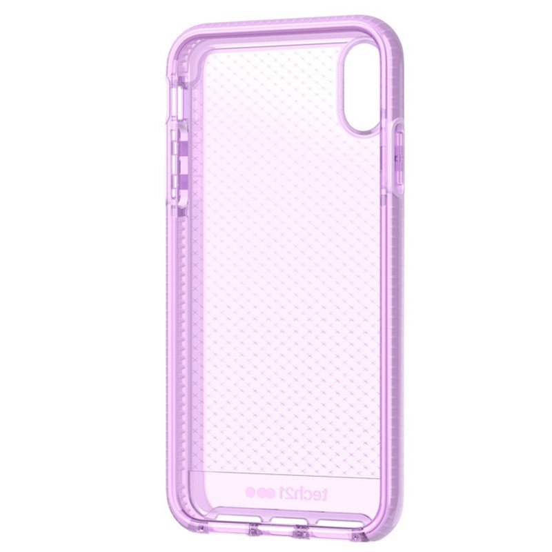 Tech21 Evo Check iPhone XS Max Hoes Orchid 08