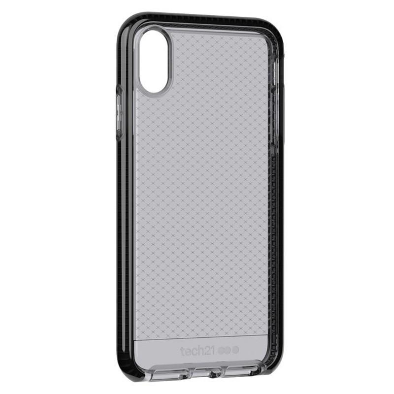 Tech21 Evo Check iPhone XS Max Hoes Smokey Black 04