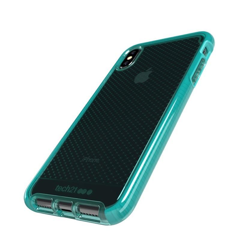 Tech21 Evo Check iPhone XS Max Hoes Ultra Vert 03