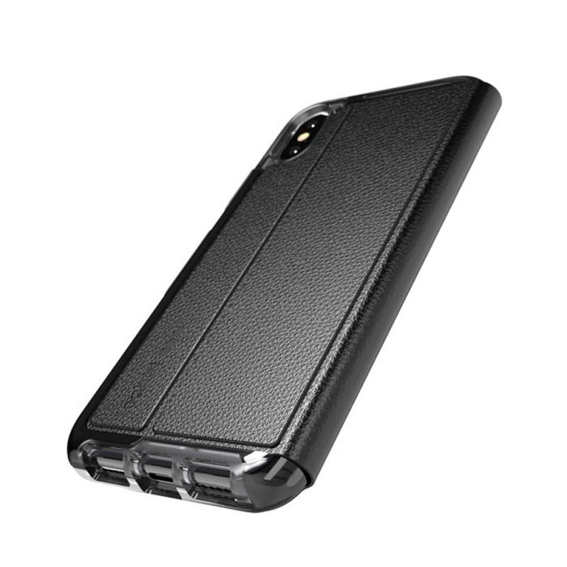 Tech21 Evo Wallet iPhone X/XS Hoes Zwart 03