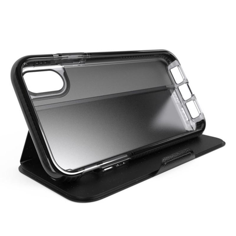 Tech21 Evo Wallet iPhone XR Case Zwart 06
