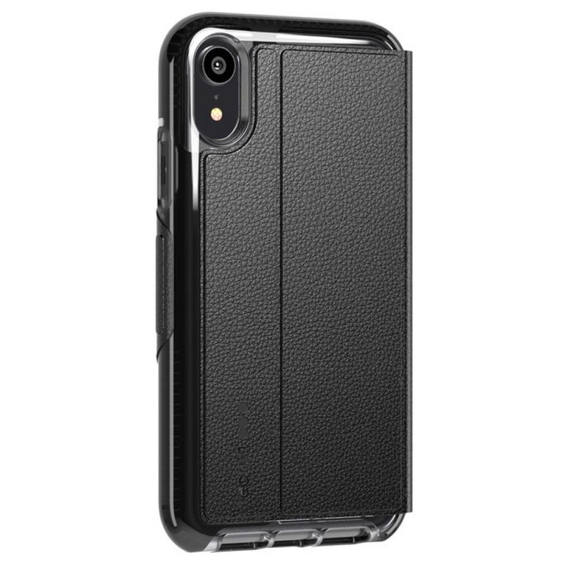 Tech21 Evo Wallet iPhone XR Case Zwart 07