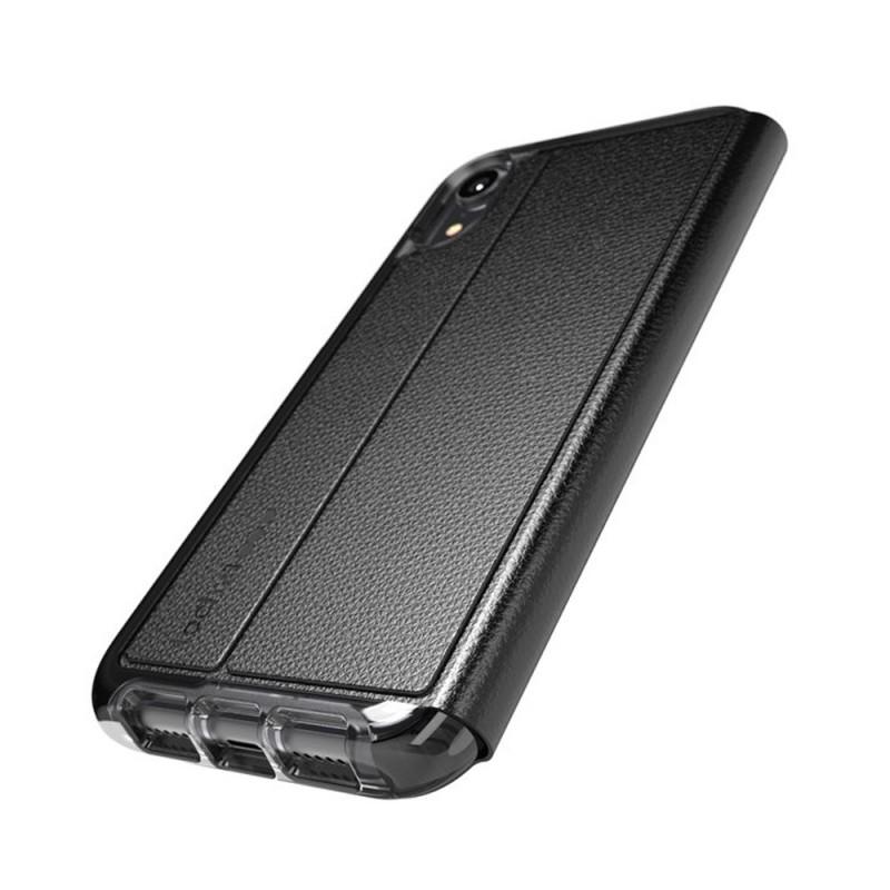 Tech21 Evo Wallet iPhone XR Case Zwart 08