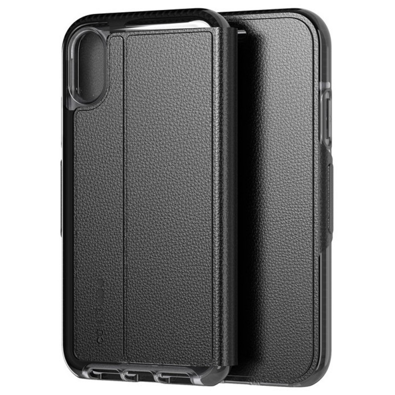 Tech21 Evo Wallet iPhone XR Case Zwart 10