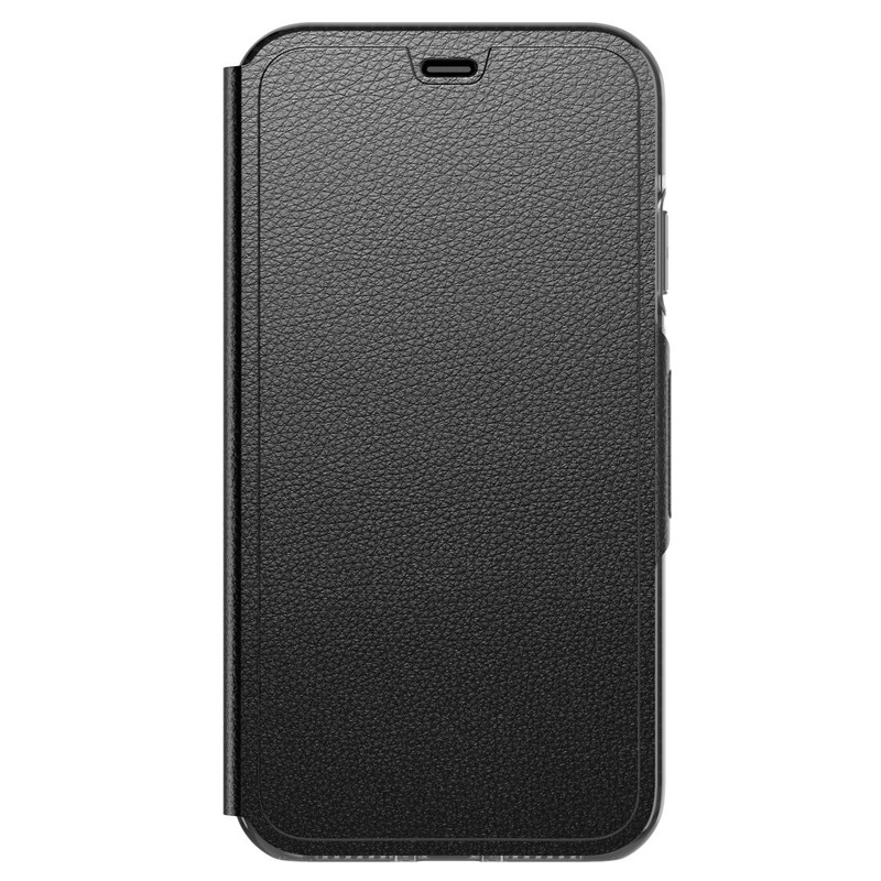 Tech21 Evo Wallet iPhone XS Max Hoesje Zwart 01