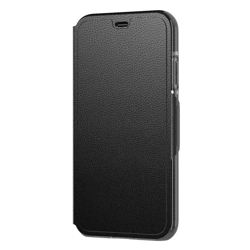 Tech21 Evo Wallet iPhone XS Max Hoesje Zwart 06