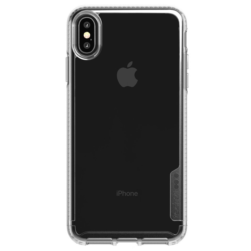 Tech21 Pure Clear iPhone XS Max Case Transparant 01