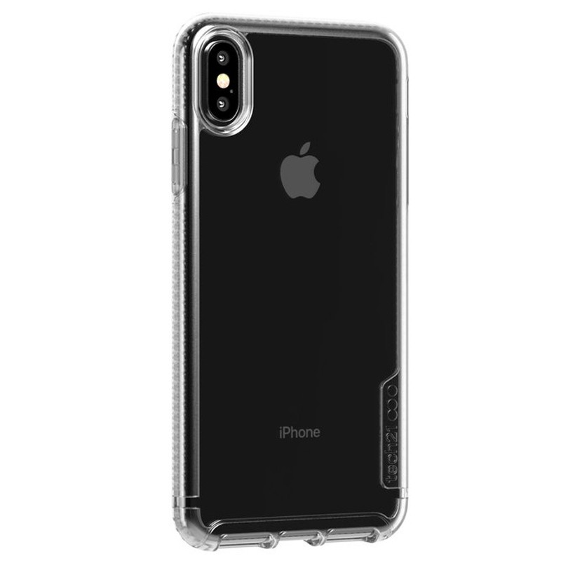 Tech21 Pure Clear iPhone XS Max Case Transparant 02