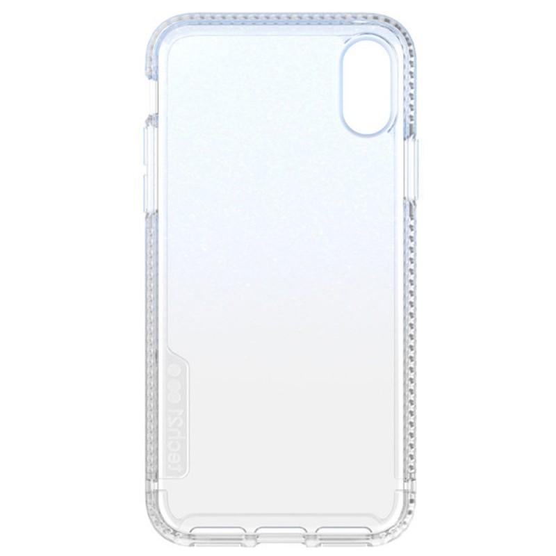 Tech21 Pure Shimmer Case iPhone X/XS Blauw 05