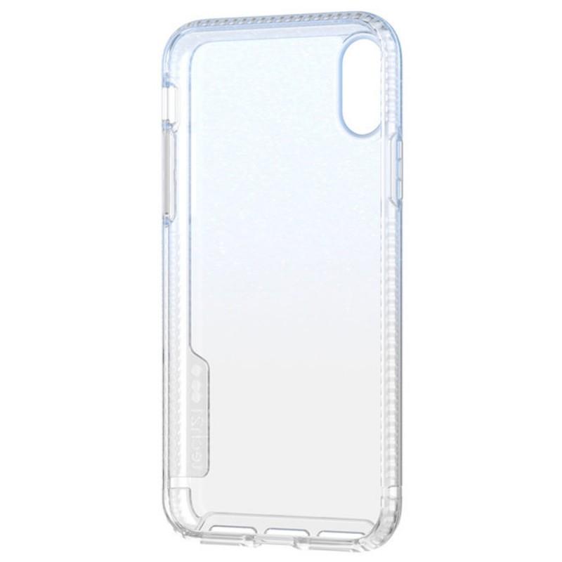 Tech21 Pure Shimmer Case iPhone X/XS Blauw 06