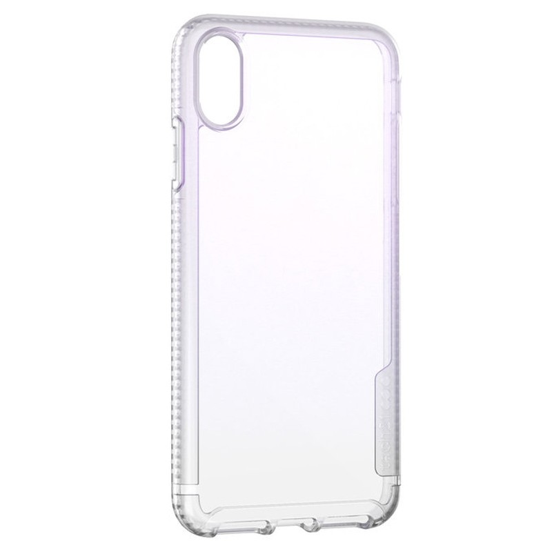 Tech21 Pure Clear iPhone XS Max Case Gradient Blue 04
