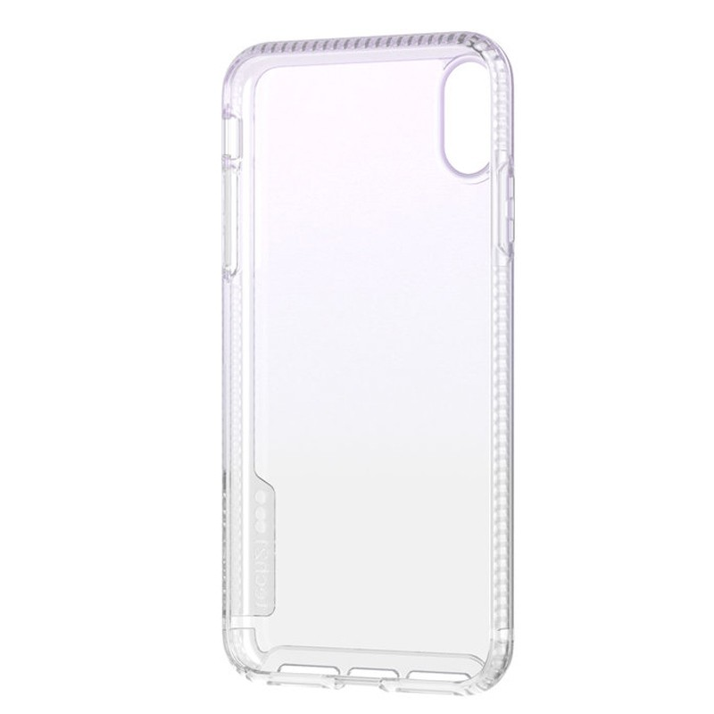 Tech21 Pure Clear iPhone XS Max Case Gradient Pink 05