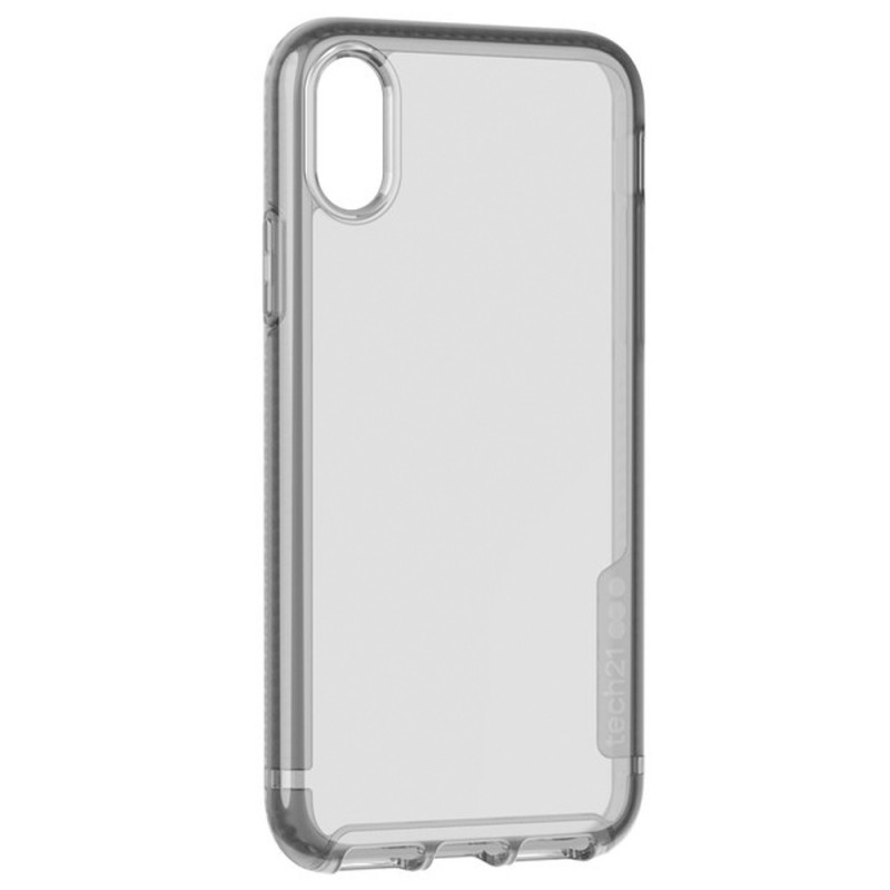 Tech21 Pure Tint iPhone X/XS Case Carbon Clear 02