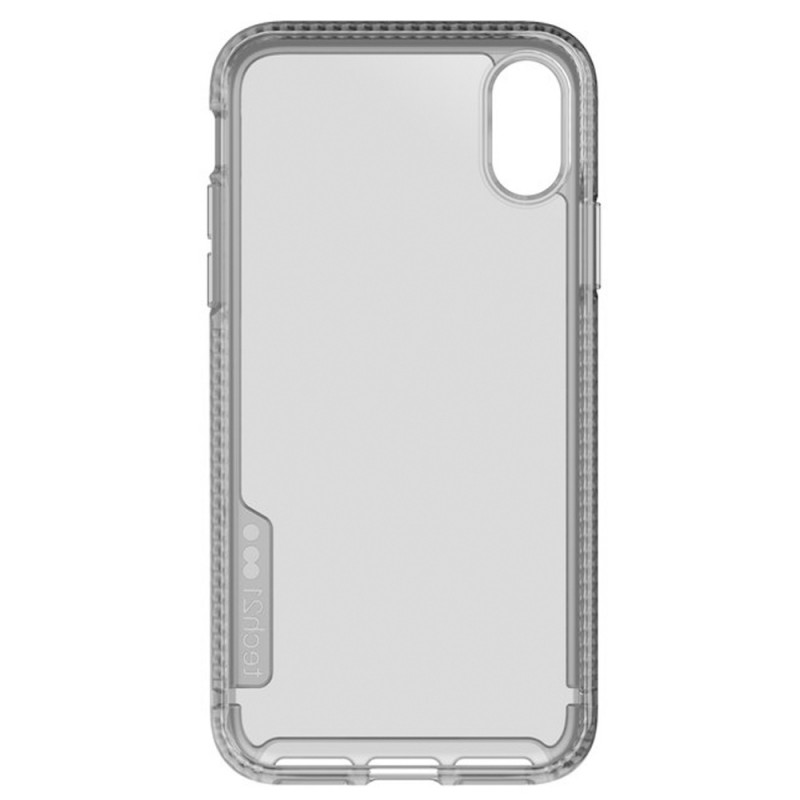 Tech21 Pure Tint iPhone X/XS Case Carbon Clear 05