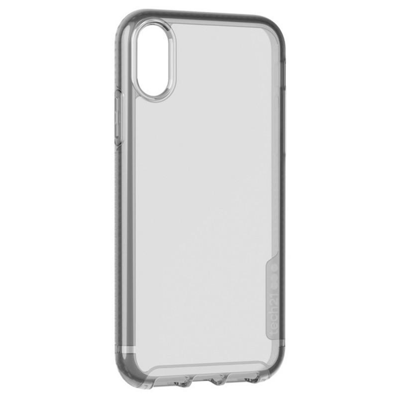 Tech21 Pure Carbon iPhone XR Case Carbon Zwart 09