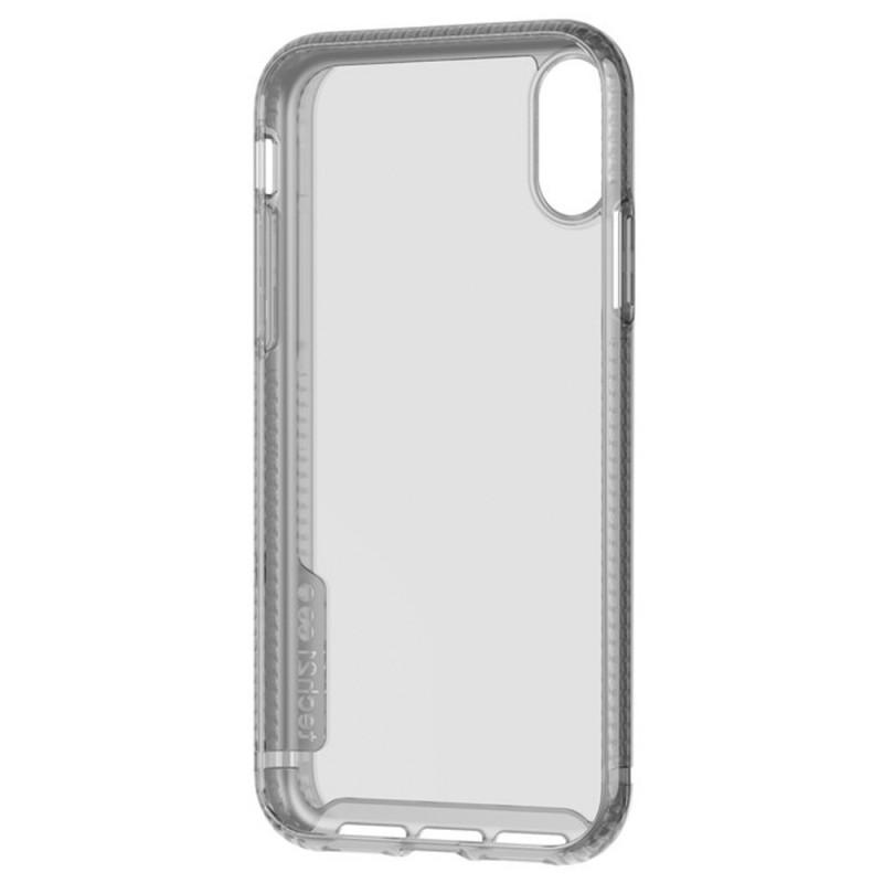 Tech21 Pure Carbon iPhone XR Case Carbon Zwart 06