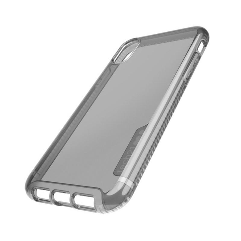 Tech21 Pure Carbon iPhone XR Case Carbon Zwart 08