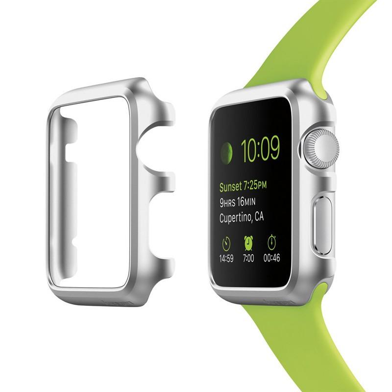 Spigen Thin Fit Case Apple Watch 42mm Black - 2