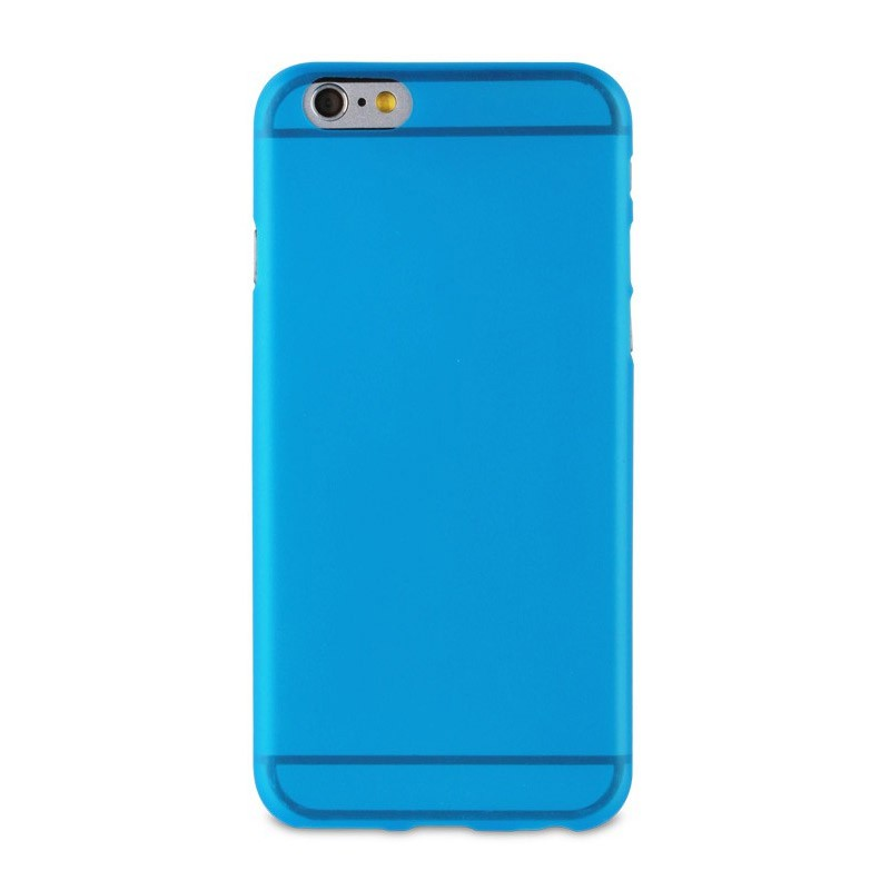 Muvit ThinGel iPhone 6 Plus Blue - 2