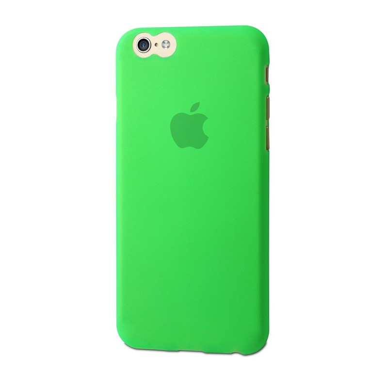 Muvit ThinGel iPhone 6 Plus Mint Green - 2
