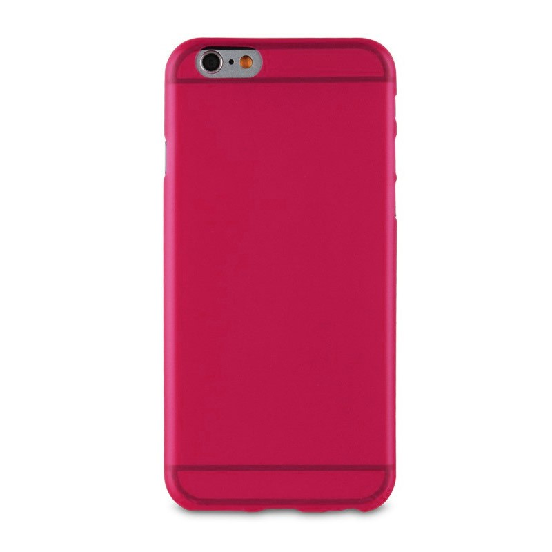 Muvit ThinGel iPhone 6 Plus Pink - 2