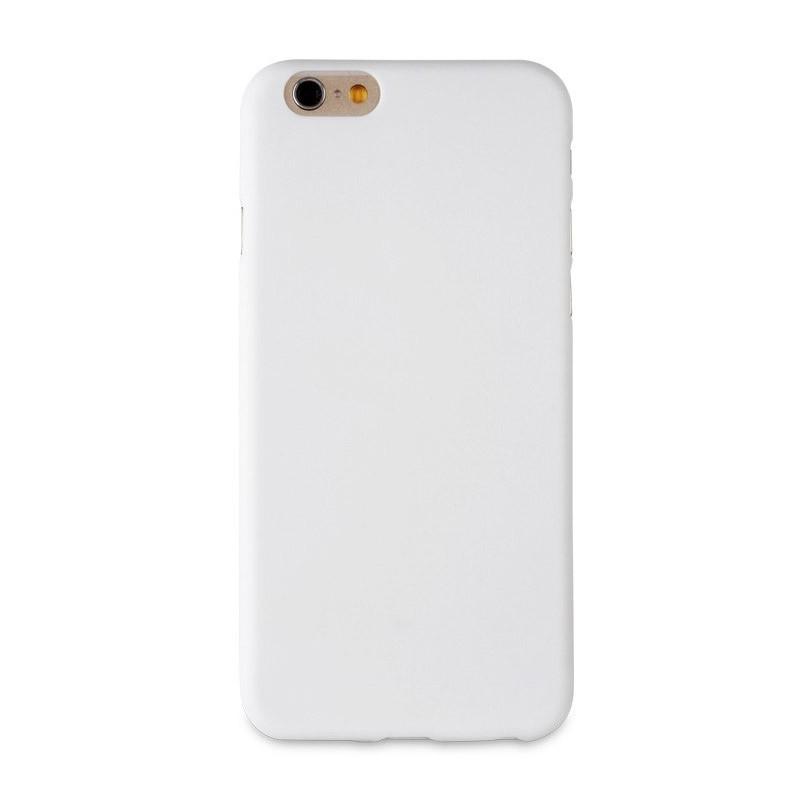 Muvit ThinGel iPhone 6 Plus White - 2