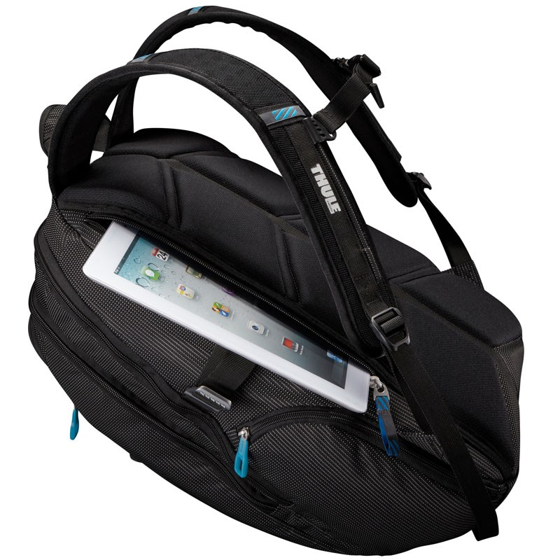 Thule Crossover Backpack 15,6 inch Black - 6