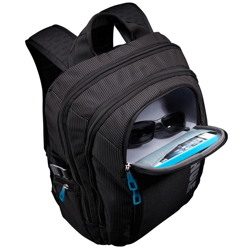 Thule Crossover Backpack 15,6 inch Black - 8