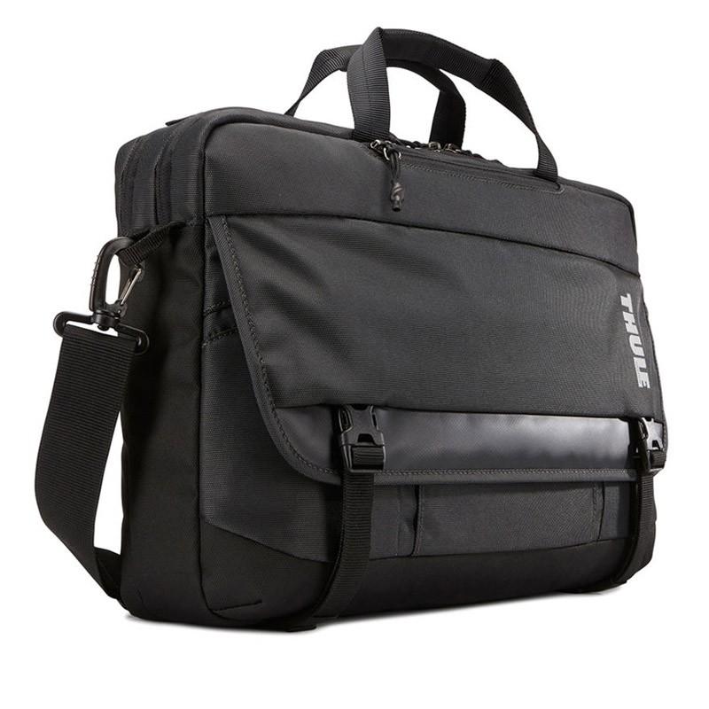 Thule Subterra Deluxe 15 inch Macbook Tas Black - 2