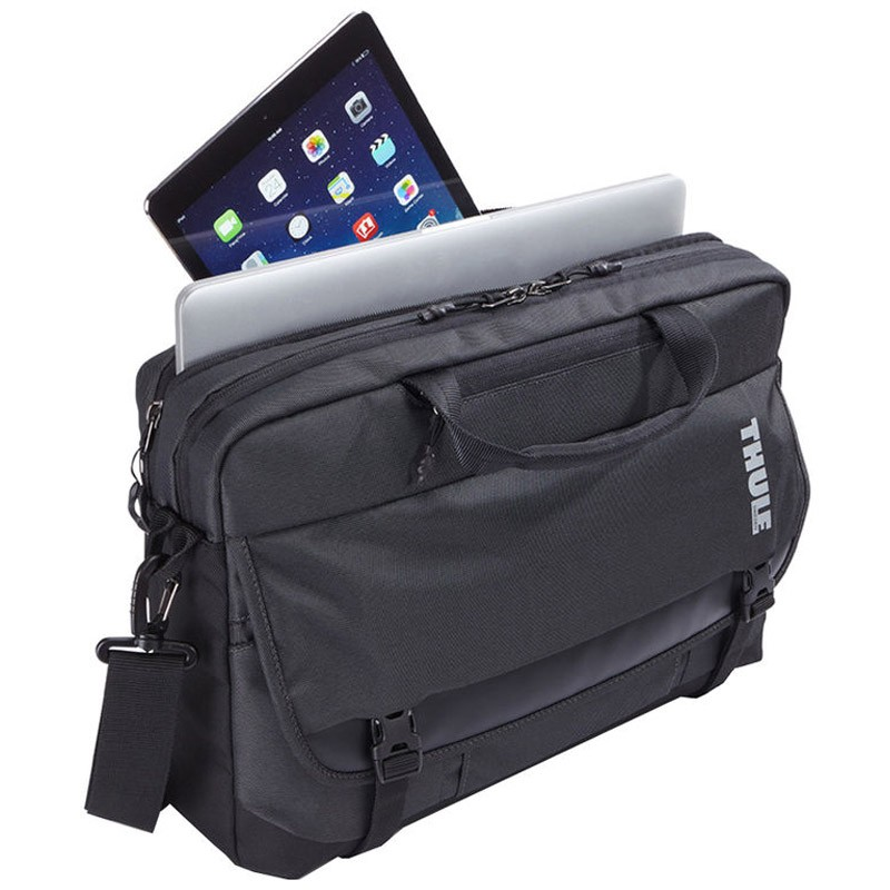 Thule Subterra Deluxe 15 inch Macbook Tas Black - 3