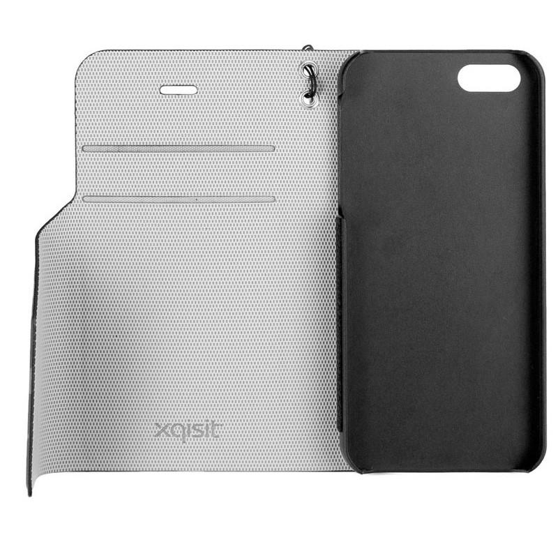 Xqisit Tijuana Folio iPhone 6 Plus Black - 3
