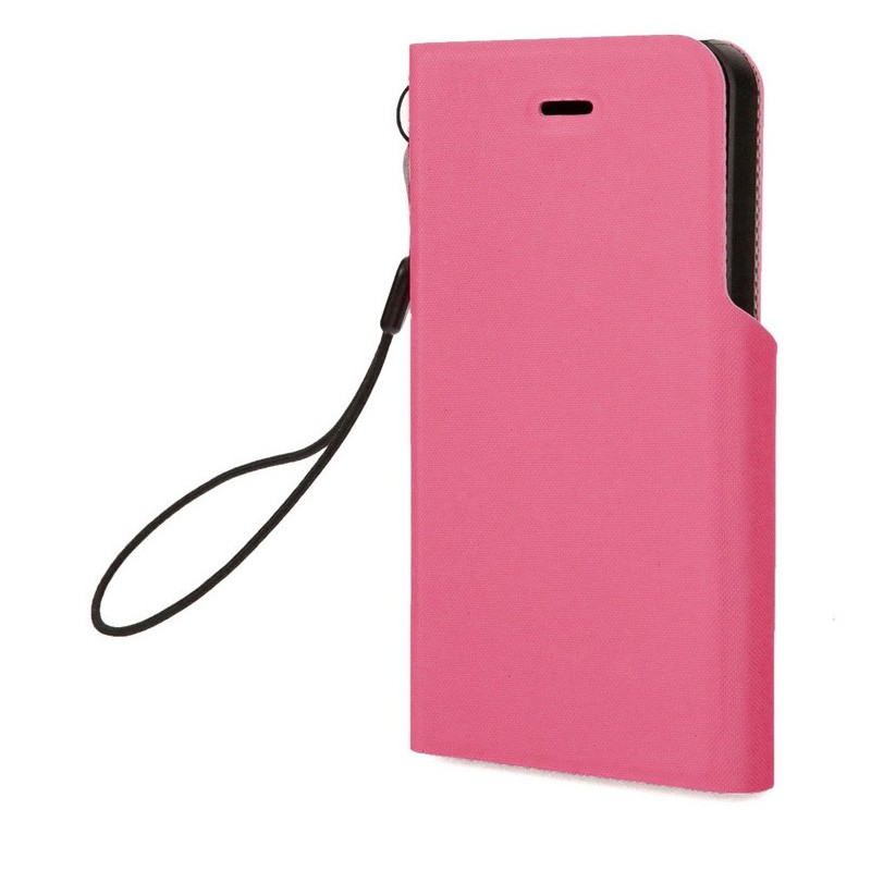 Xqisit Tijuana Folio iPhone 6 Plus Pink - 2