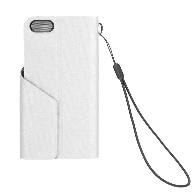 Xqisit Tijuana Folio iPhone 6 Plus White - 1